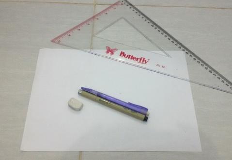 Cara menggambar 3D sederhana